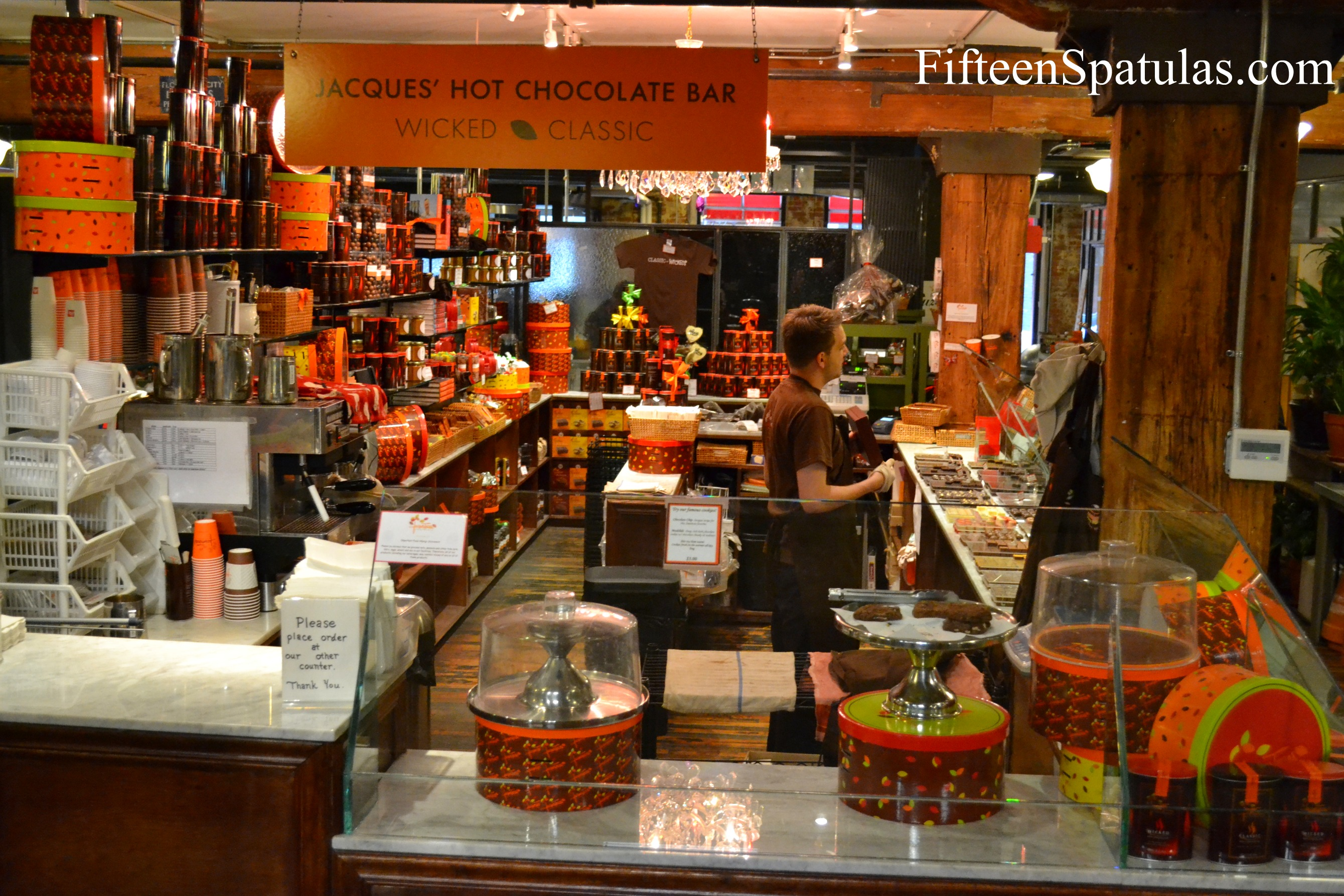 Chelsea Market: Now THIS Is Foodie Heaven (Can I live here ...