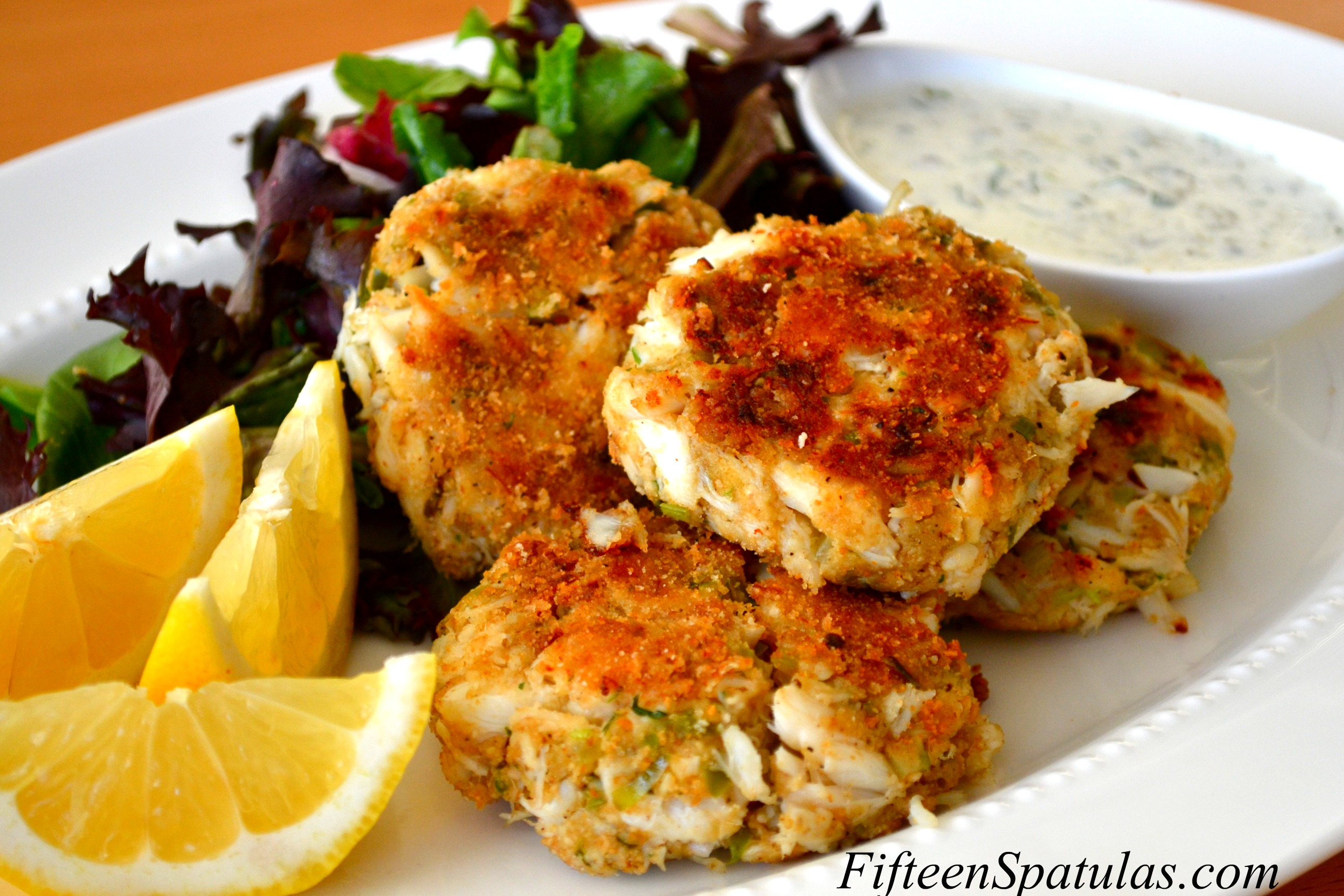 how to cook perfect crab cakes