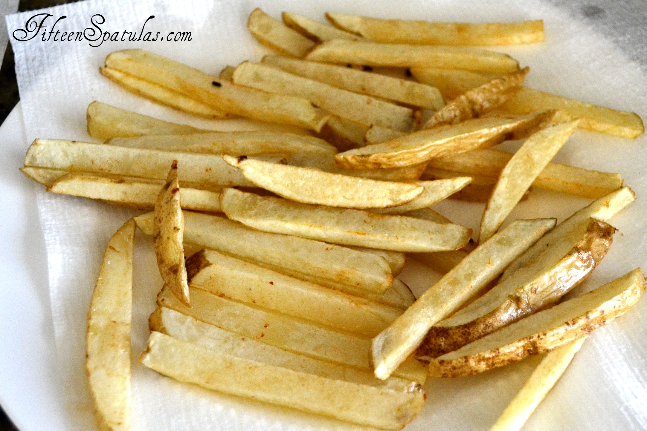The Secret to Perfect Homemade French Fries
